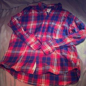 Men's St. Jonhs Bay flannel. Size XL